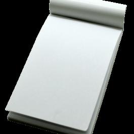Scribbling Pad Refills for Pocket Jotter (Pack Of 5)