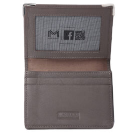 Visiting Card Holder – Taupe