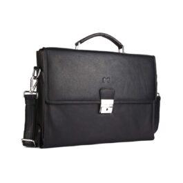 Laptop Portfolio Bag (14 inches size) – Bologna – Black