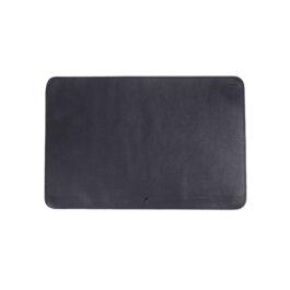 Leather Desk Pad – Small – Black