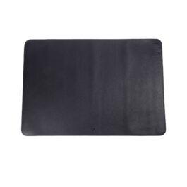 Leather Desk Pad – Large – Black