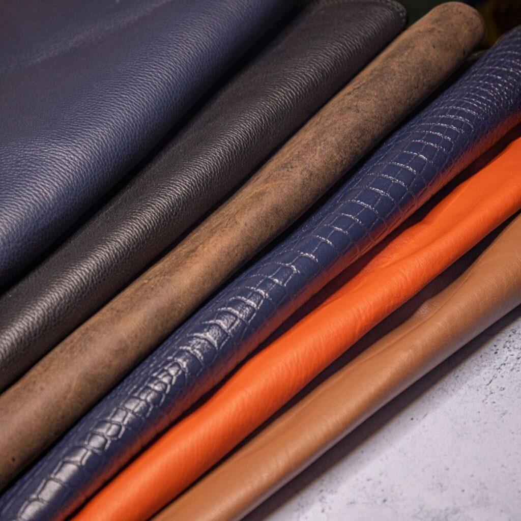 Massi Miliano Leather Sheet