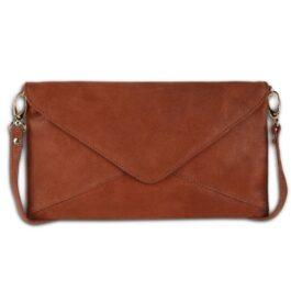 Women's Sling Bag – Venezia – Cognac