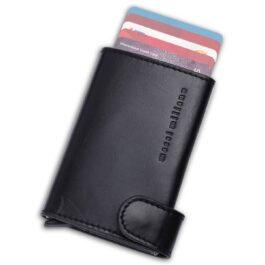 Slim Wallet – Monte Carlo – Black