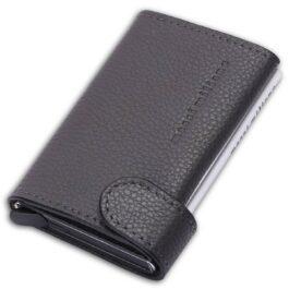 Slim Wallet – Monte Carlo – Grey