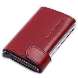 Slim Wallet – Monte Carlo – Red