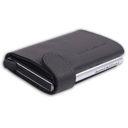Slim Card Holder Wallet flat