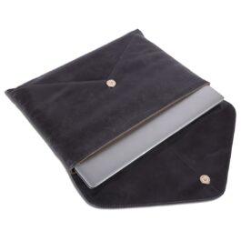 Women's Laptop Sleeve – Venezia – Grey