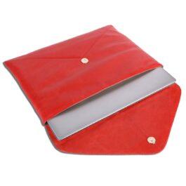 Women's Laptop Sleeve/Laptop Cover – Venezia – Burnt Orange
