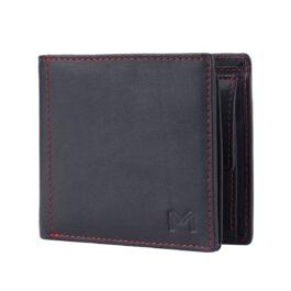 Gift Set for Men (Wallet & Belt) – Trieste – Black